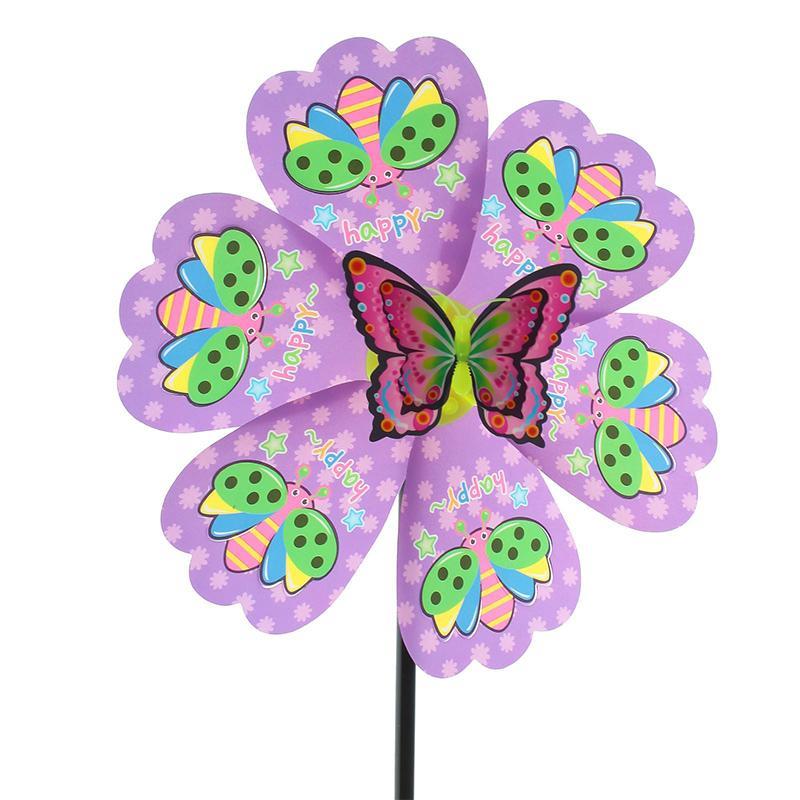 Ветерок SL Божья коровка с бабочкой