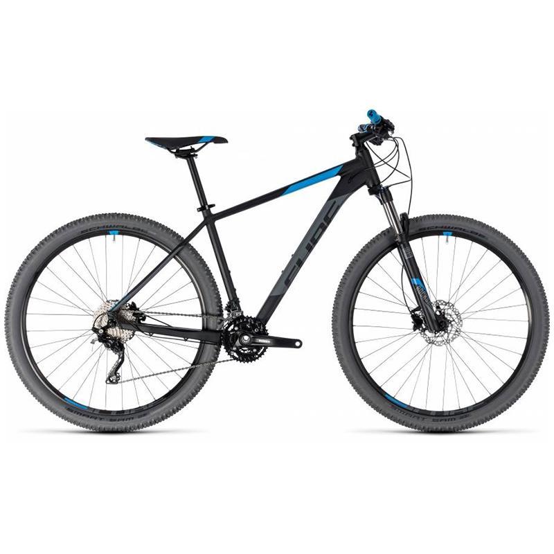Горный Велосипед CUBE ATTENTION 29 (2018)