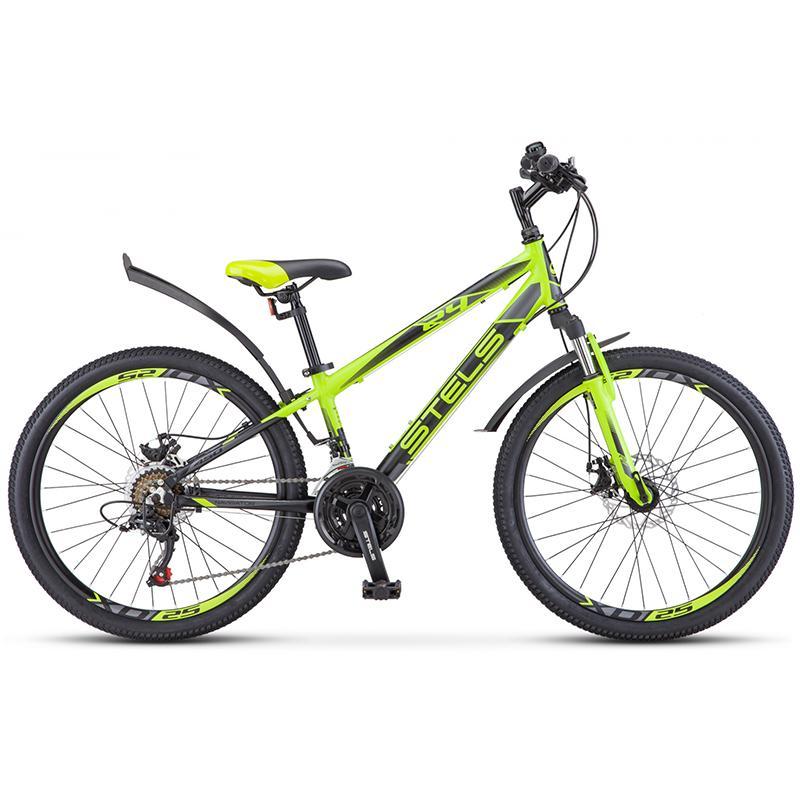 Горный Велосипед STELS Navigator 450 MD 24 V010 (2018)