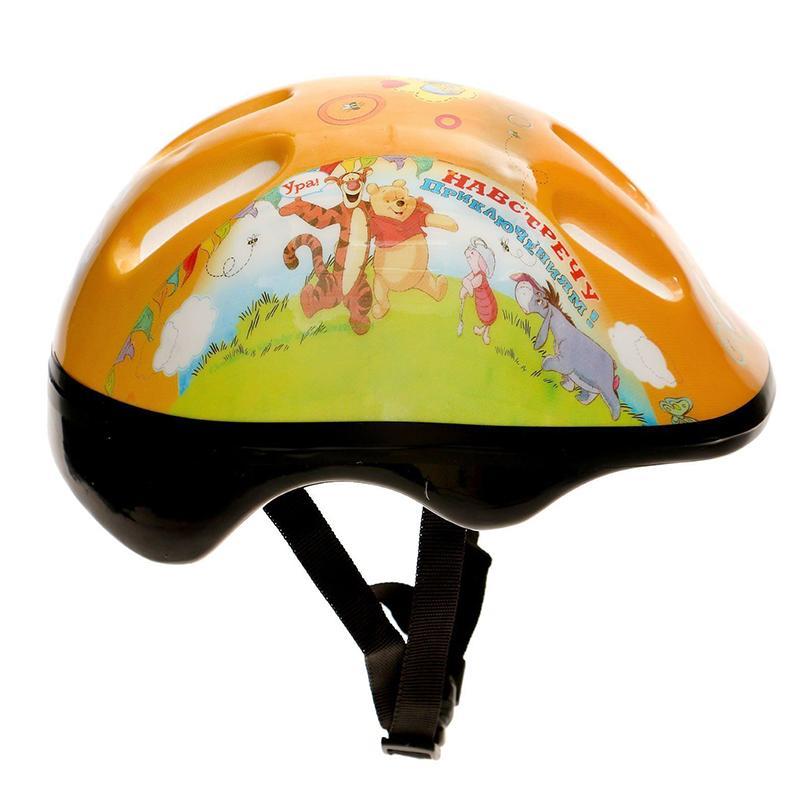 Шлем защитный детский SL Медвежонок Винни