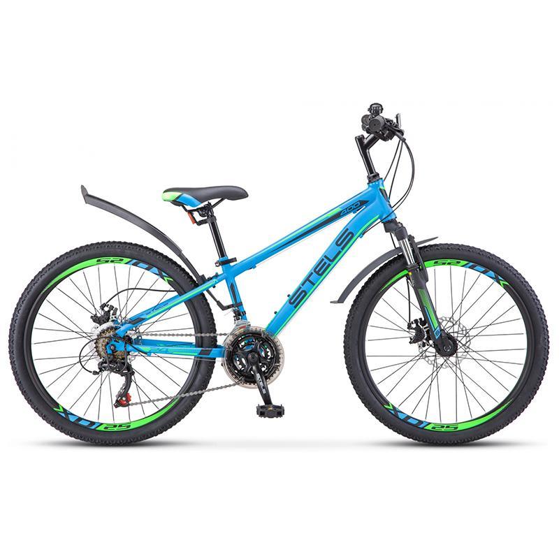 Горный Велосипед STELS Navigator 400 MD 24 V010 (2018)