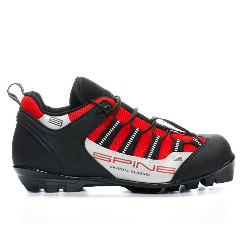 Лыжероллерные ботинки SPINE SNS Classic (10)