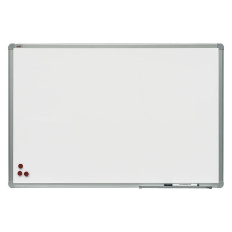 Доска магнитно-маркерная СМ TSA1510 алюминиевая рамка 100x150 см