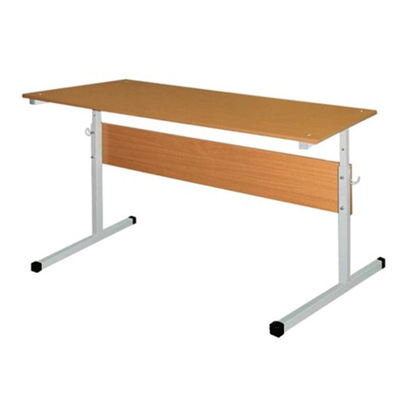 Стол-парта 2-местный, регулируемый СМ 1200х500х520-640 мм