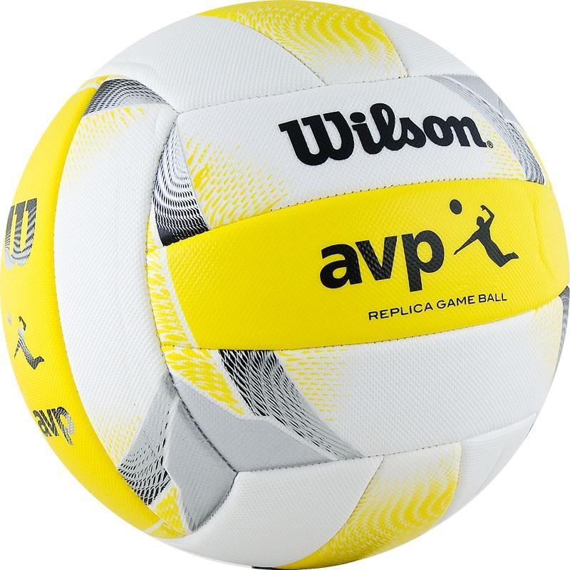 Мяч для пляжного волейбола Wilson AVP Replica