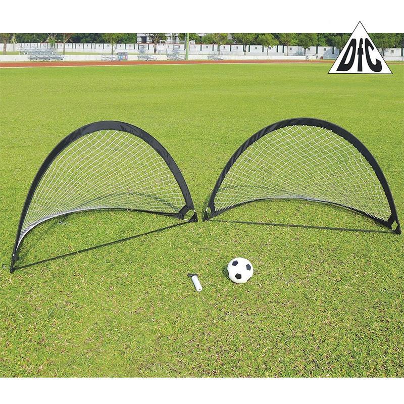 Ворота игровые DFC Foldable Soccer GOAL6219A 155 х 86 х 86 см