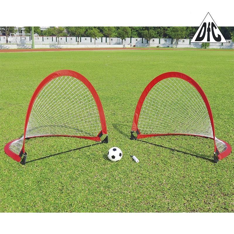 Ворота игровые DFC Foldable Soccer GOAL5219A 120 х 90 х 90 см