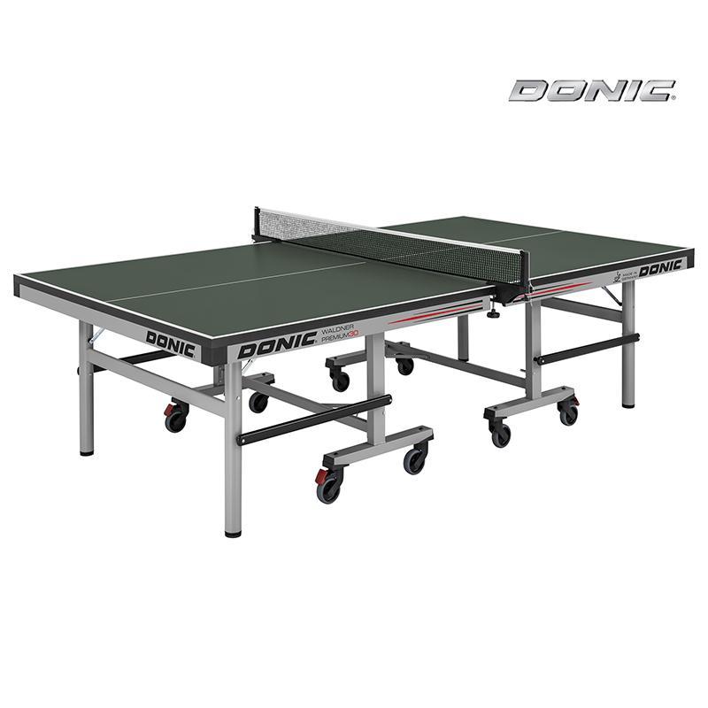 Теннисный стол DONIC Waldner Premium 30 профессиональный зеленый 400246-G