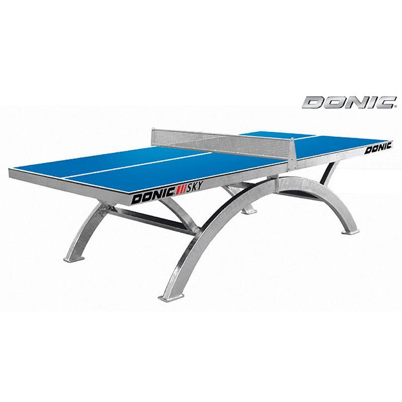 Теннисный стол всепогодный антивандальный DONIC Sky 230265-B