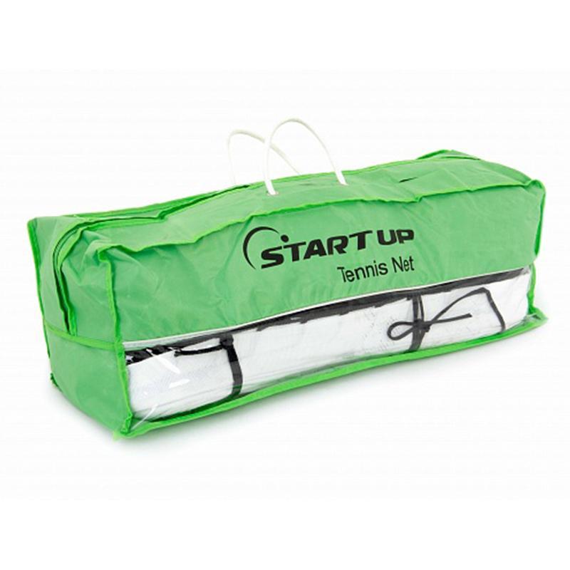 Сетка для большого тенниса с тросом 3 мм START UP 0812-550 (5437), нить 3,5 мм