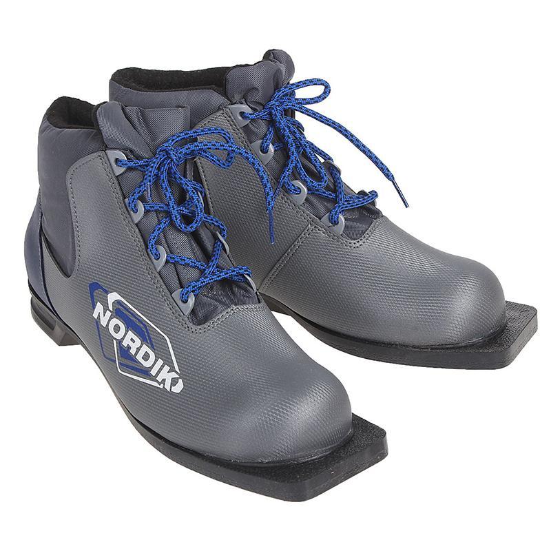 Ботинки лыжные SPINE Nordik