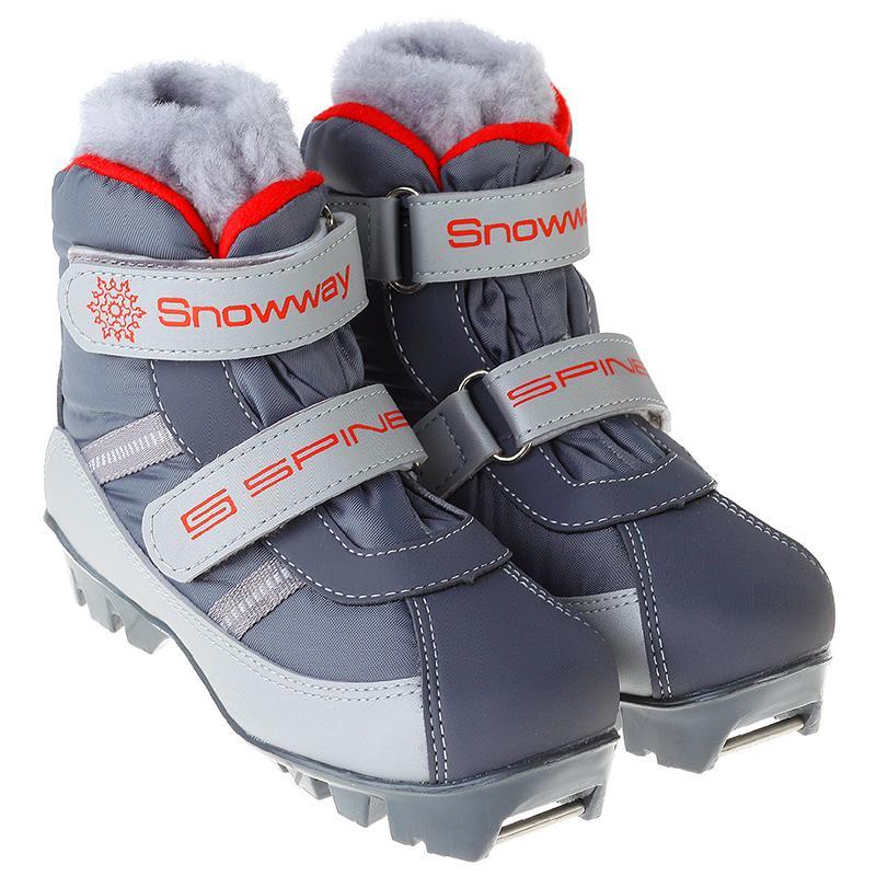 Ботинки лыжные SPINE Baby
