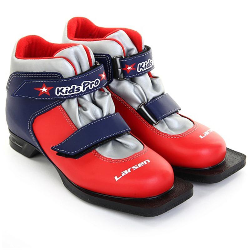 Ботинки лыжные  LARSEN Kids Pro