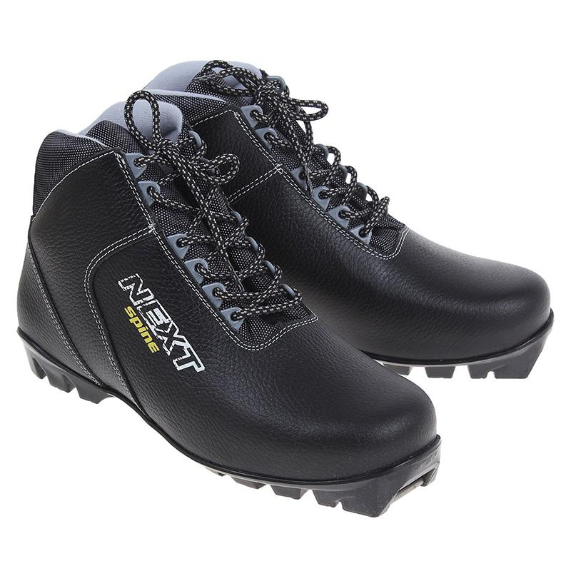 Ботинки лыжные SPINE Next 27 из натуральной кожи