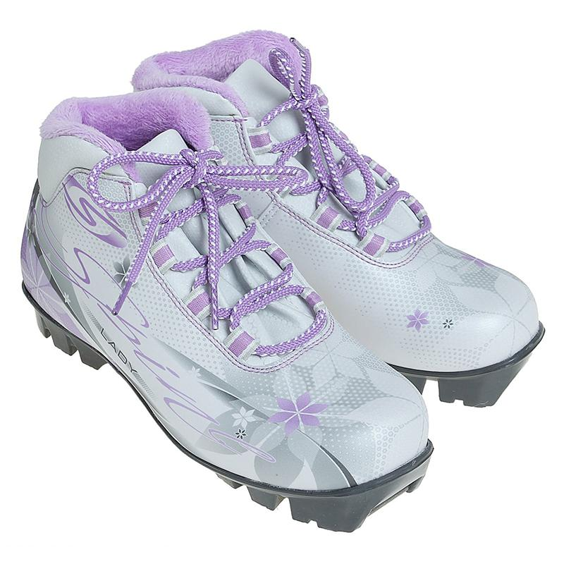 Ботинки лыжные SPINE LADY 357/40