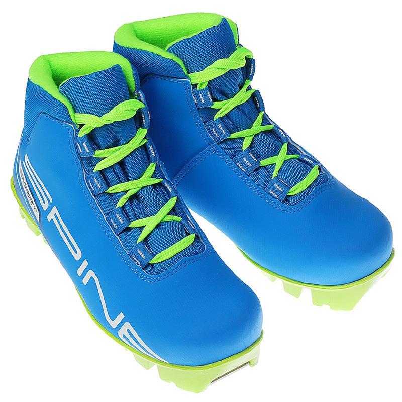 Ботинки лыжные SPINE Smart