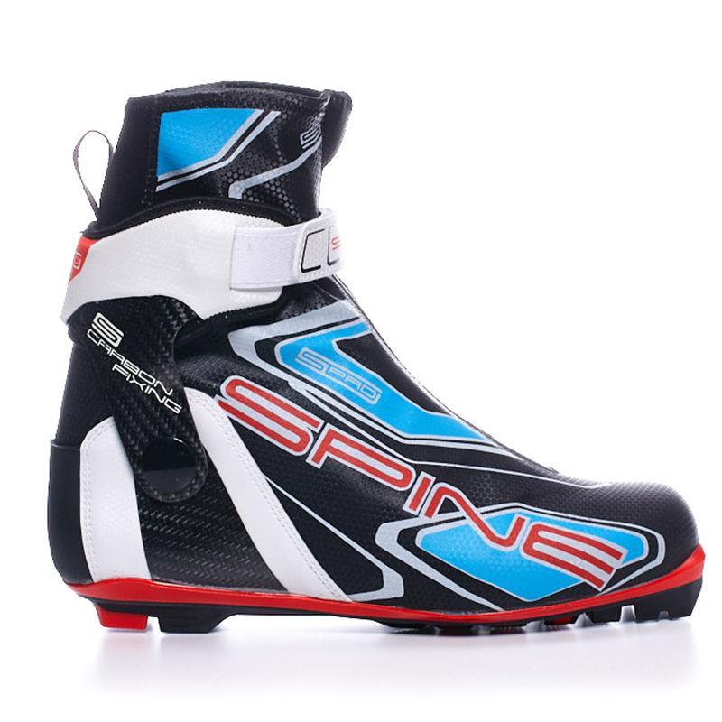 Ботинки лыжные SPINE Carrera Carbon Pro (398/198)