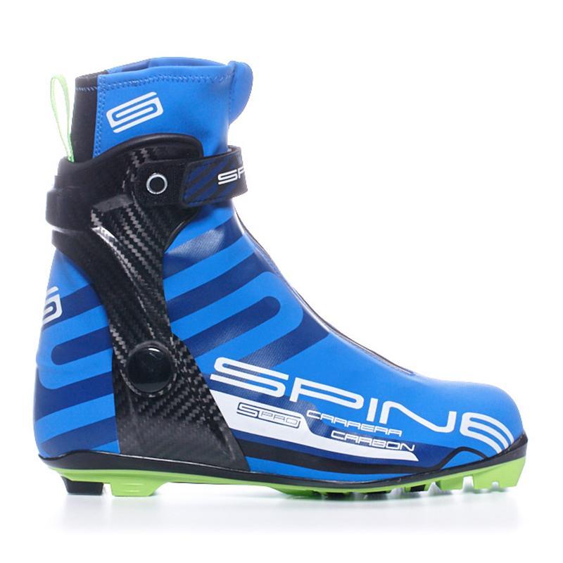 Ботинки лыжные SPINE Carrera Carbon Pro (398M)