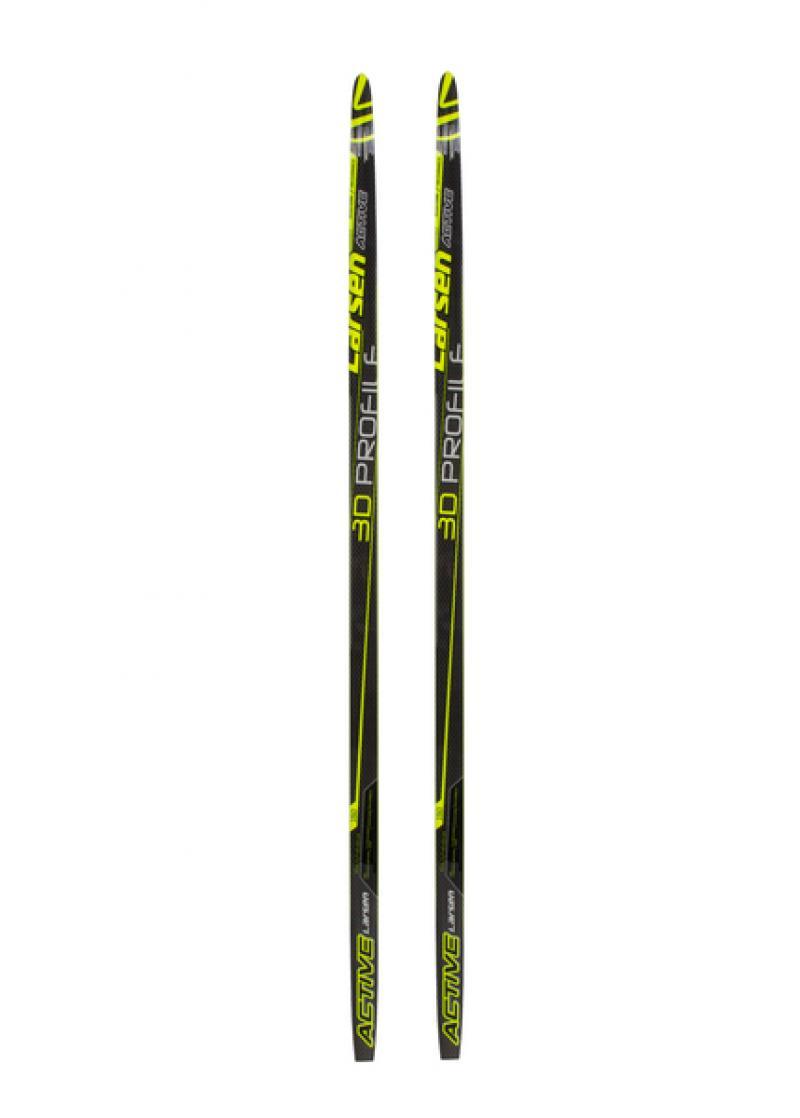 Лыжи полупластиковые LARSEN Active WAX (175 -205 см)