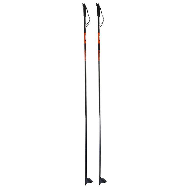 Палки лыжные стеклопластиковые 125-140 см