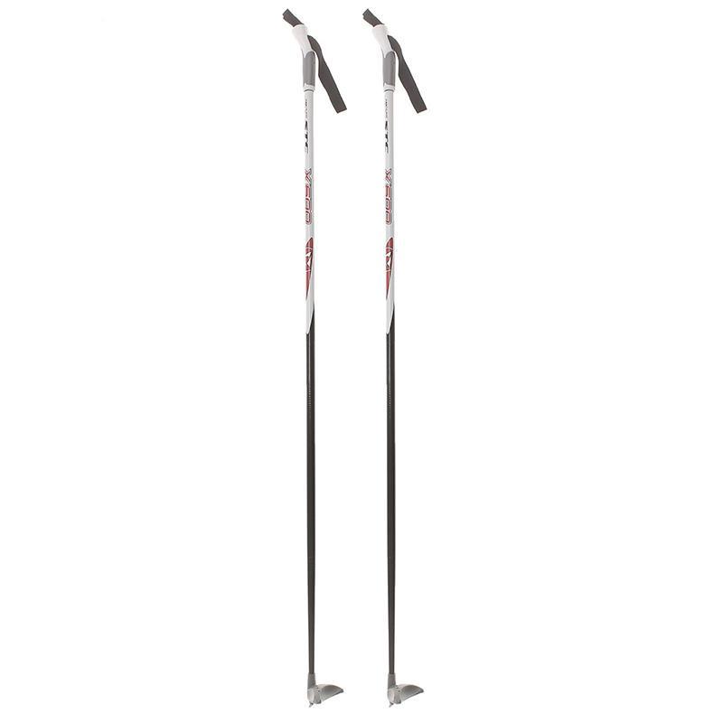Палки лыжные стеклопластиковые 145-155 см