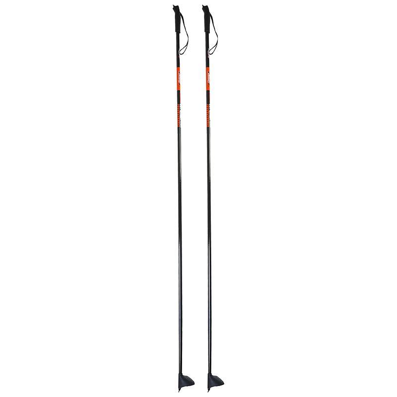 Палки лыжные стеклопластиковые 160-170 см