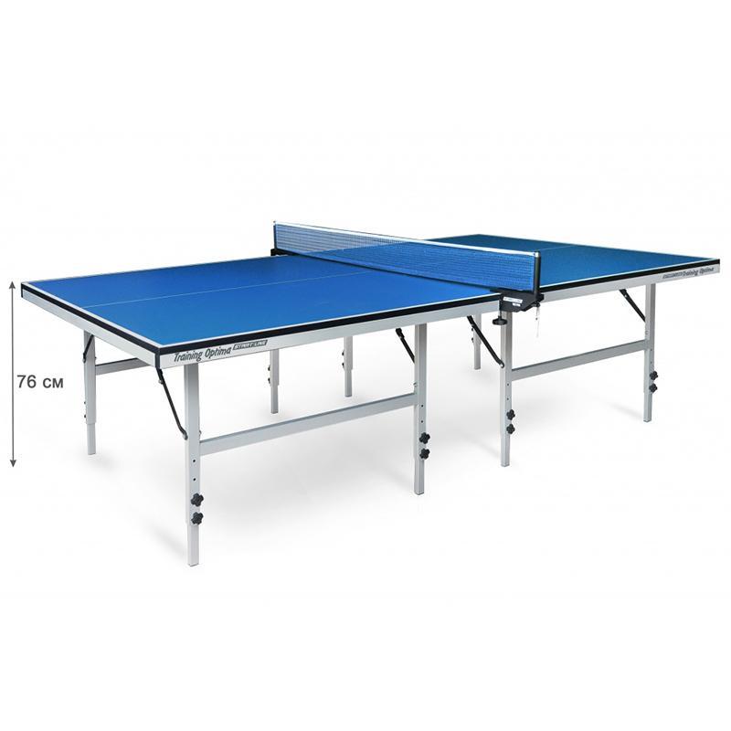Теннисный стол для помещений START LINE Training Optima с регулировкой высоты