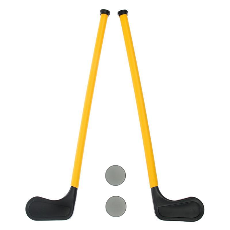 Набор SL Хоккей (2 клюшки, 2 шайбы)