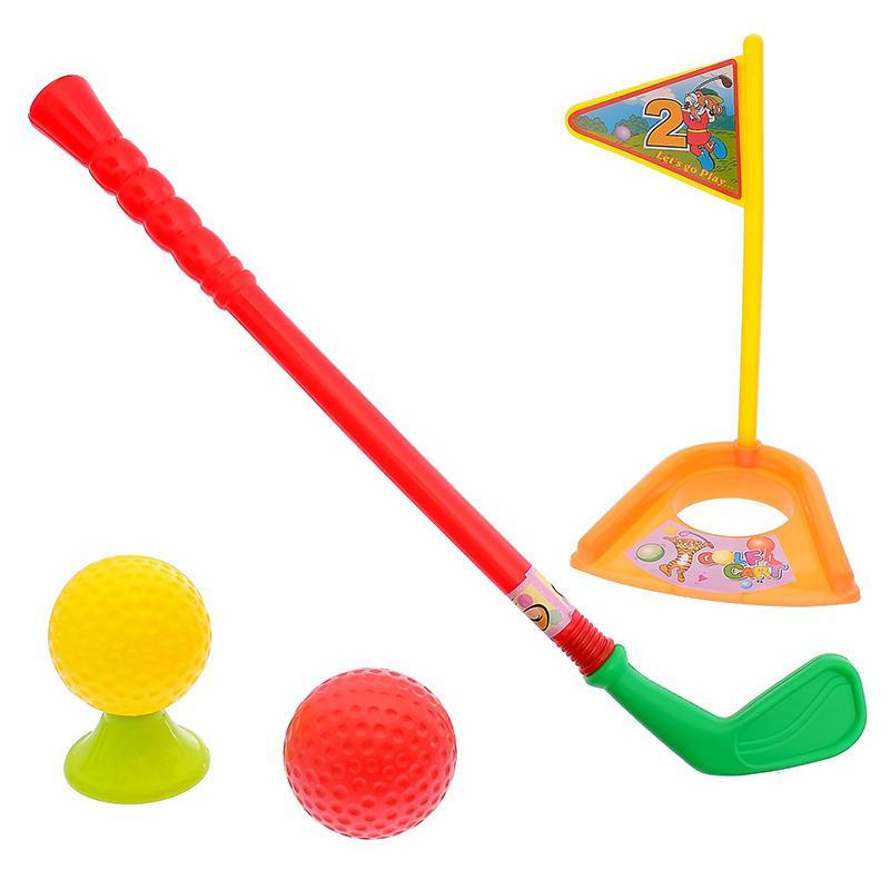 Набор для гольфа SL Вторая лунка (5 предметов)