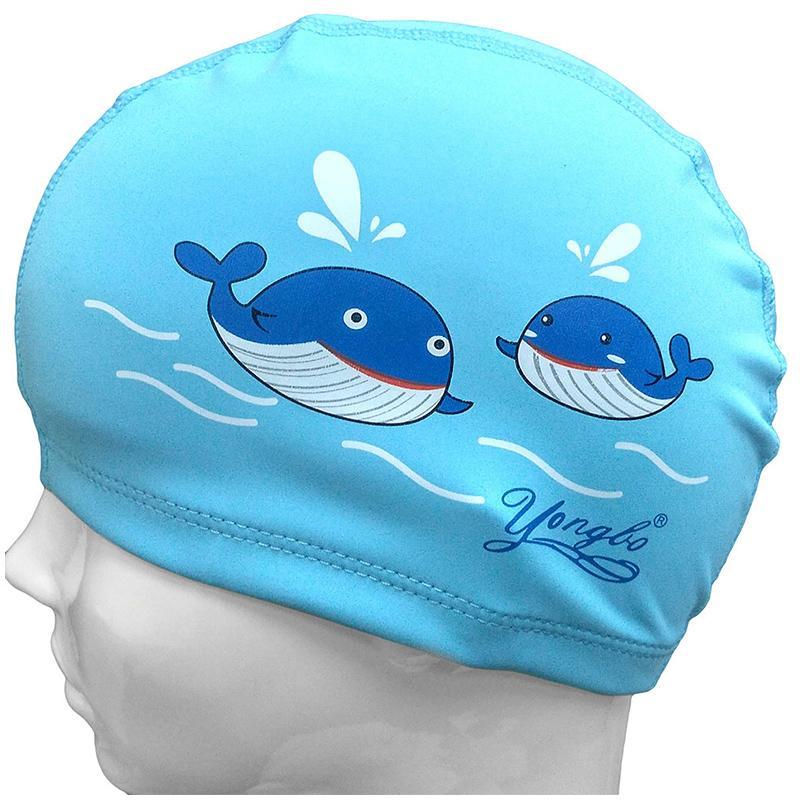 Шапочка для плавания детская ПУ СХ C33682