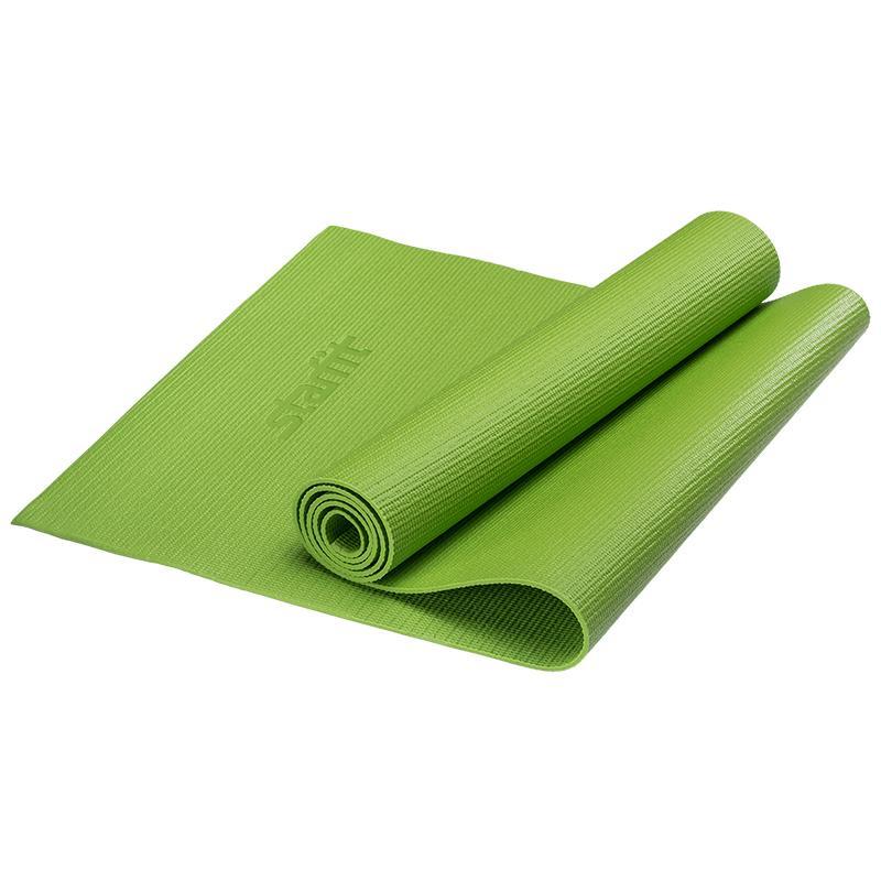 Коврик для йоги STARFIT FM-101 PVC 173x61x0,4 см