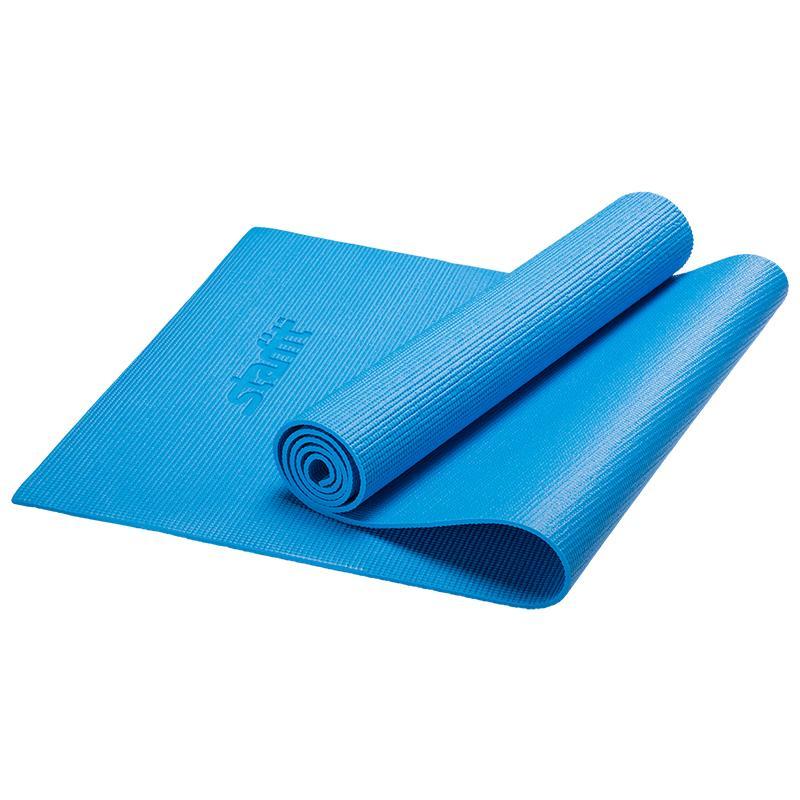 Коврик для йоги STARFIT FM-101 PVC 173x61x1,0 см