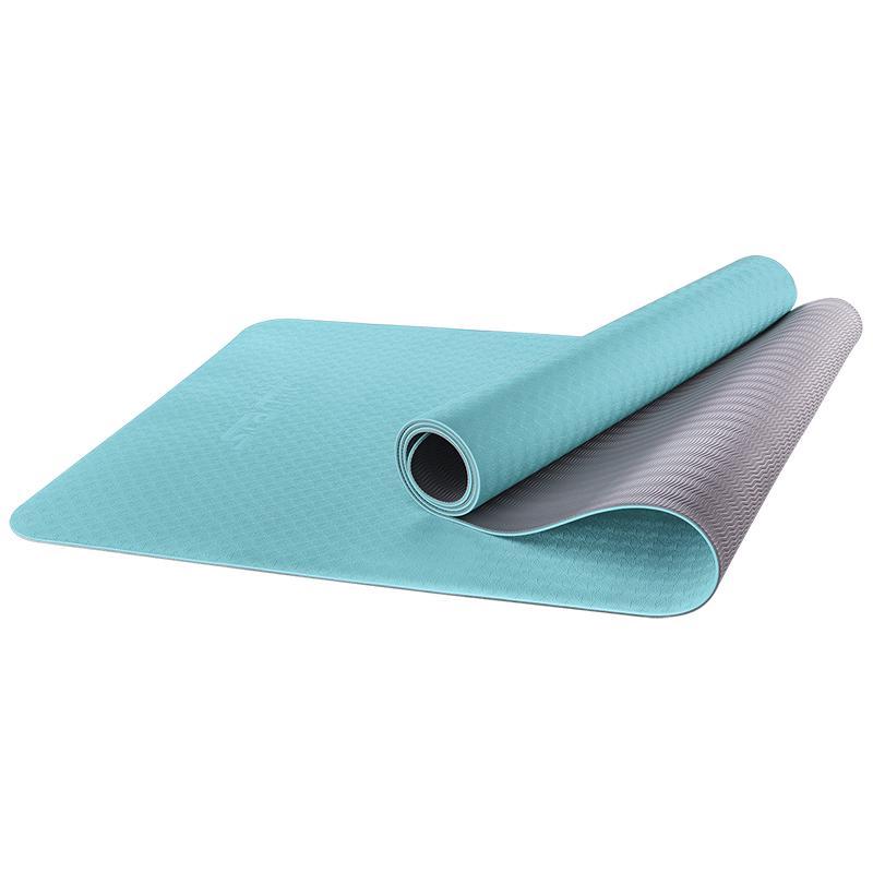 Коврик для йоги STARFIT FM-201 TPE 173x61x0,6 см