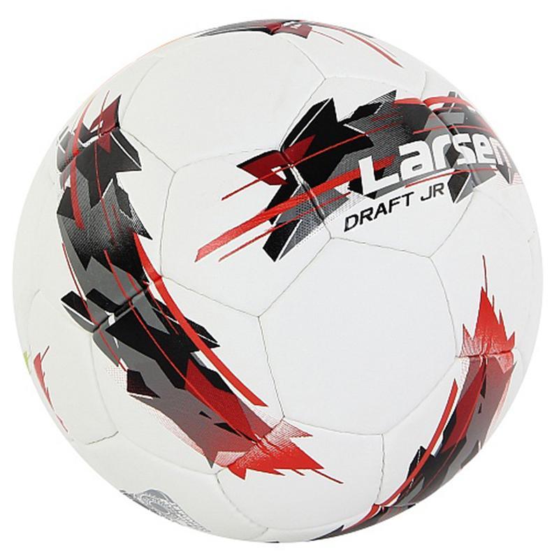 Мяч футбольный облегченный LARSEN Draft jr