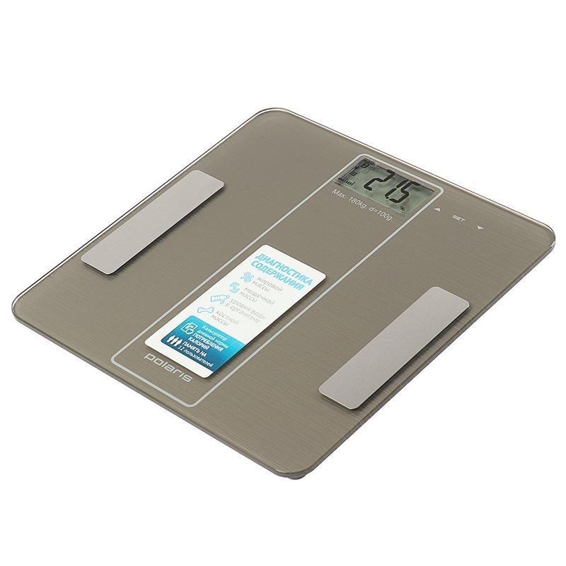 Весы напольные электронные SL Polaris PWS 1862DGF до 180 кг