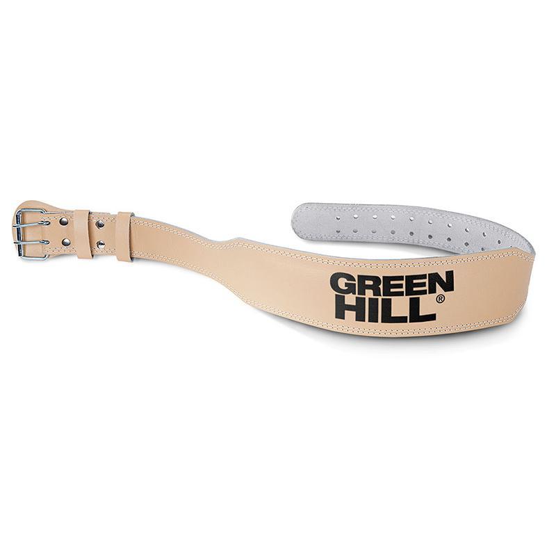 Пояс для тяжелой атлетики GREEN HILL 6 дюймов WLB-6426