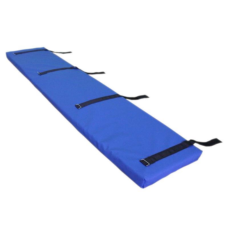 Комплект защиты (протектор) для стоек волейбольных АТЛАНТ-АТ 2 x 0,4 x 0,05 м (тент, поролон)