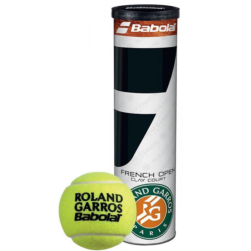 Мяч для большого тенниса BABOLAT French Open All Court (4 шт.)