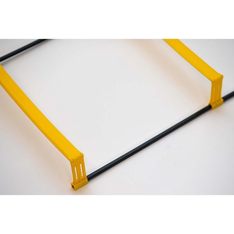 Лестница-барьер координационная МЕ длина 4,8 метра, высота 10 см, 12 перекладин