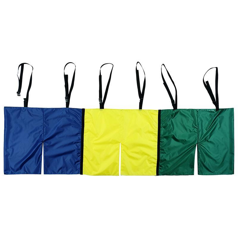 Шорты эстафетные для взрослых SL, тройные, с лямками