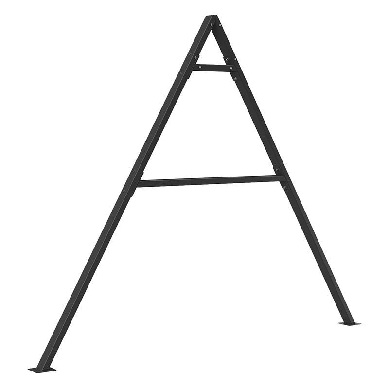 Опора напольная для крепления подвесных, треугольных рам TRX
