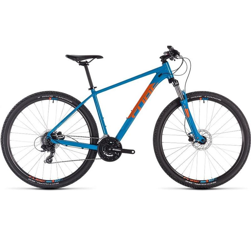 Горный Велосипед CUBE AIM PRO 27,5 (2019)