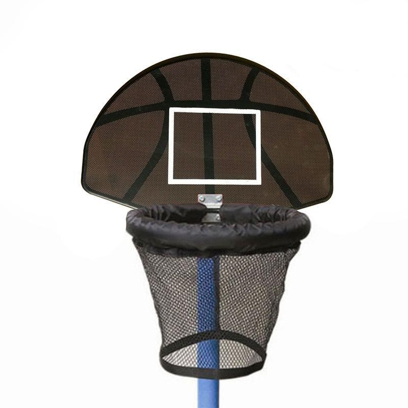 Баскетбольный щит с кольцом для батута DFC Trampoline BAS-S