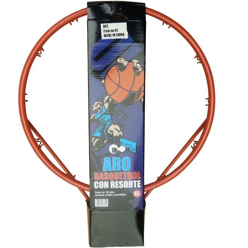 Кольцо баскетбольное DFC R3 диаметр 45 см с амортизацией профессиональное