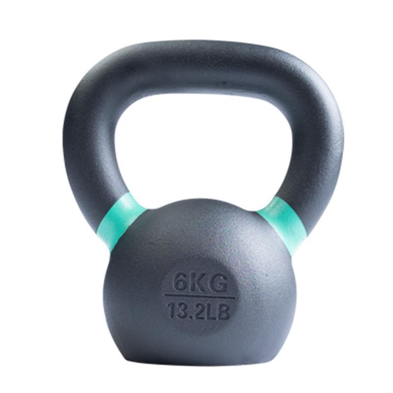 Гиря чугунная KBX6KG 6 кг