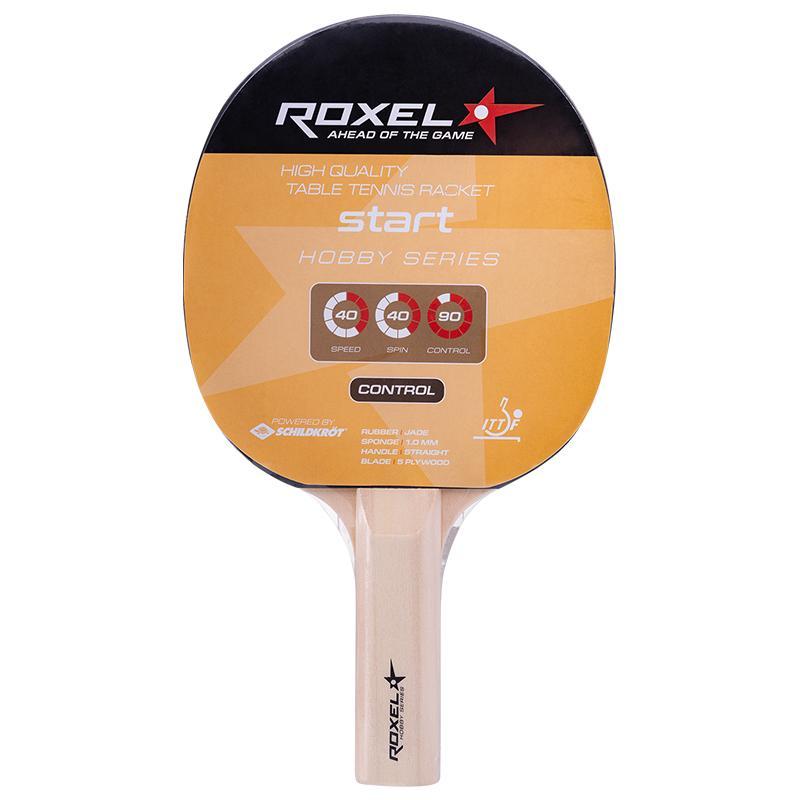 Ракетка для настольного тенниса ROXEL Hobby Start