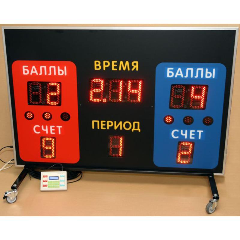 Табло для вольной борьбы ТВБ-150.3