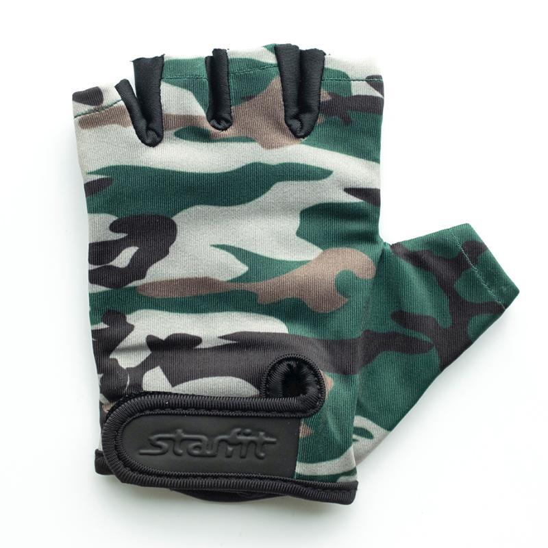 Перчатки для фитнеса STARFIT SU-126
