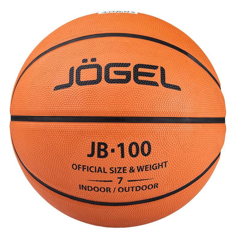Мяч баскетбольный JOGEL JB-100
