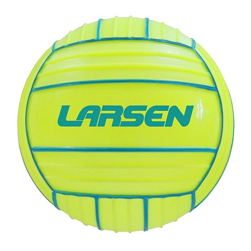 Мяч силиконовый LARSEN 22 см
